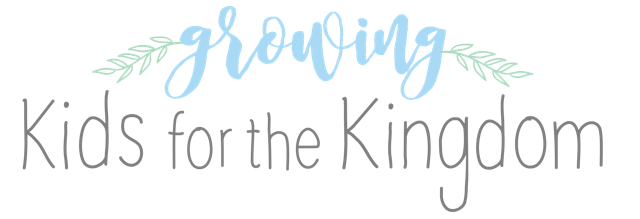 Growing Kids For The Kingdom