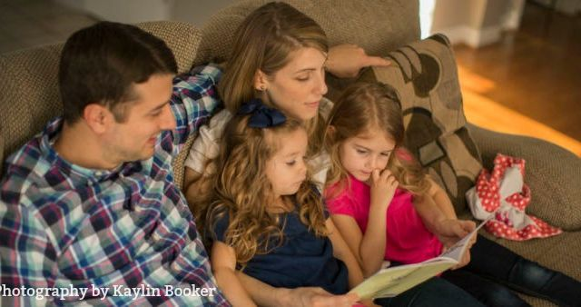 devotional for kids to teach them the importance of paying attention