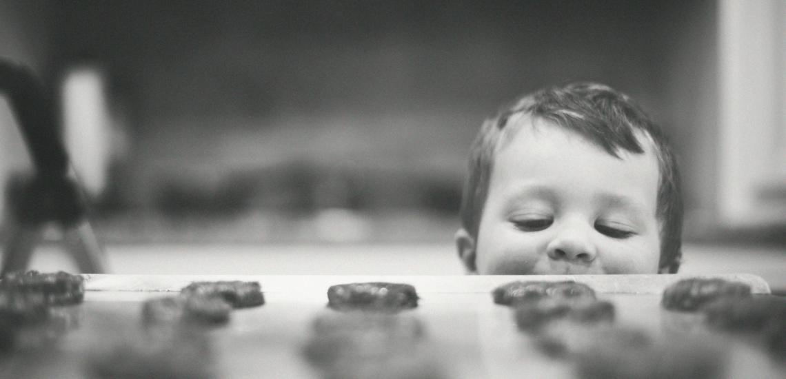 Children's devotional on contentment