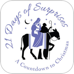 21 Days of Surprises: A Countdown to Christmas