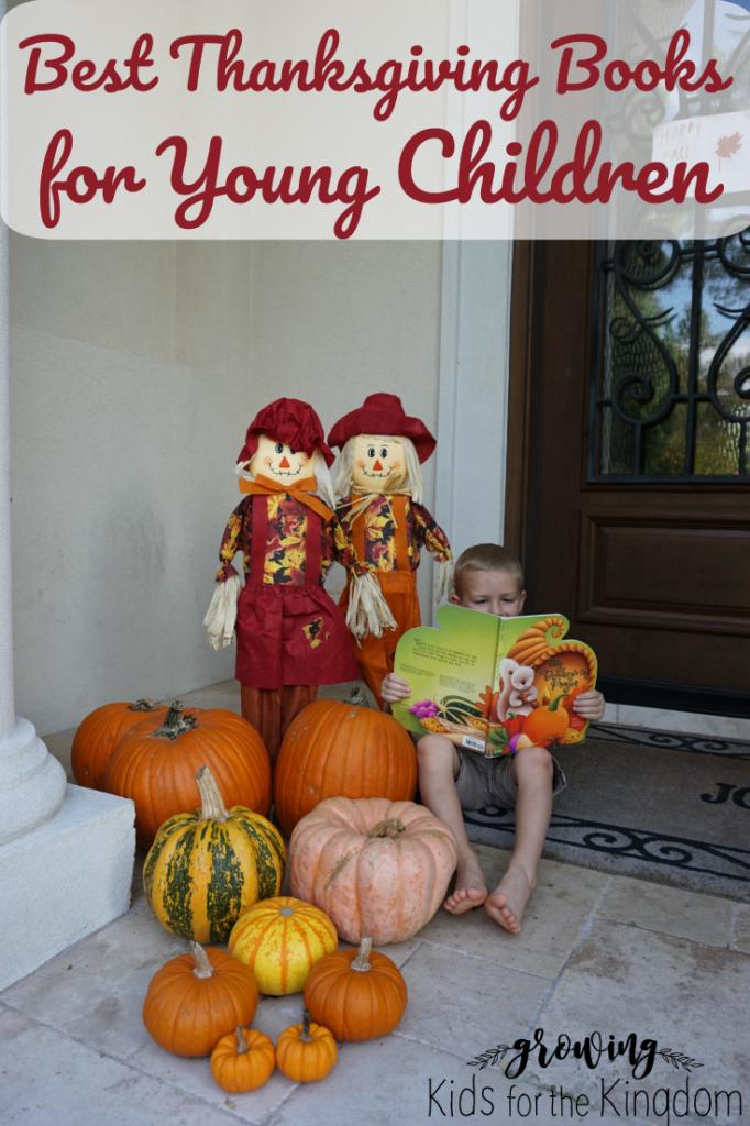 Best Thanksgiving Children's Books
