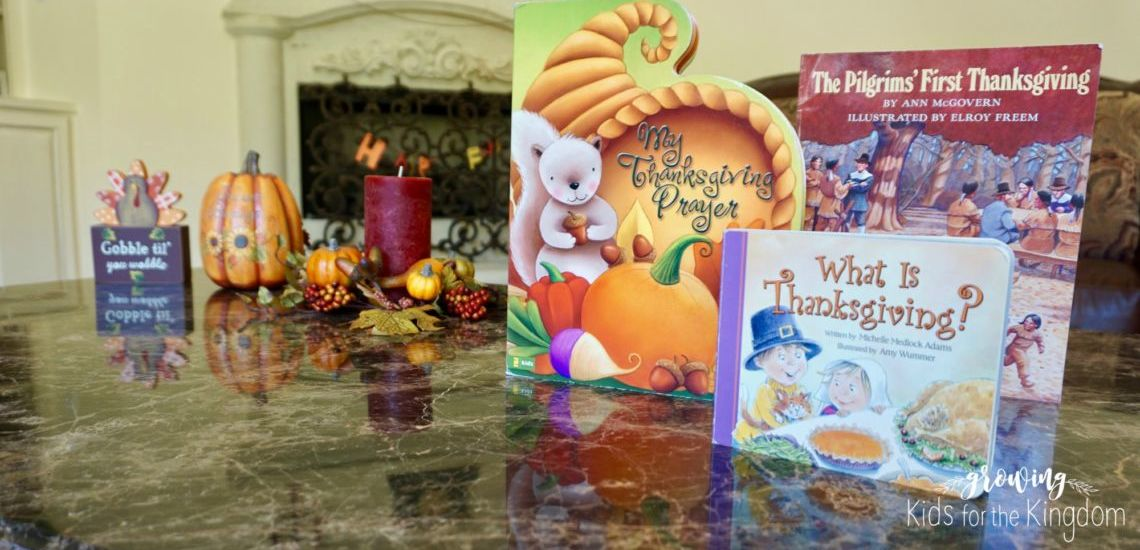 Best Thanksgiving Books for Young Readers: Growing kids for