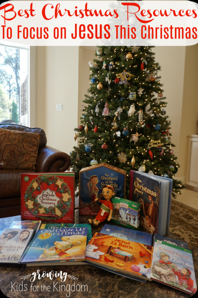 Christmas Resources for Kids
