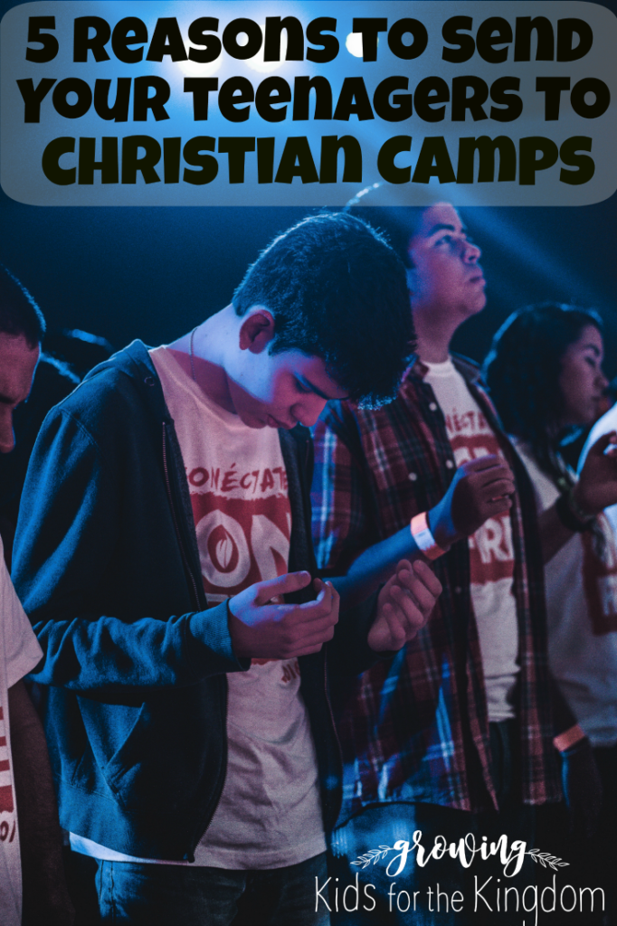 Christian Teen Camps